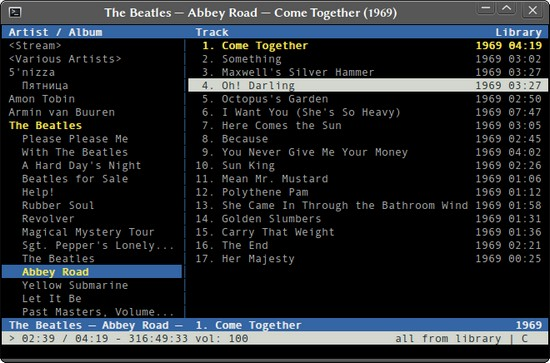 CMus - C* Music Player 2.4.1