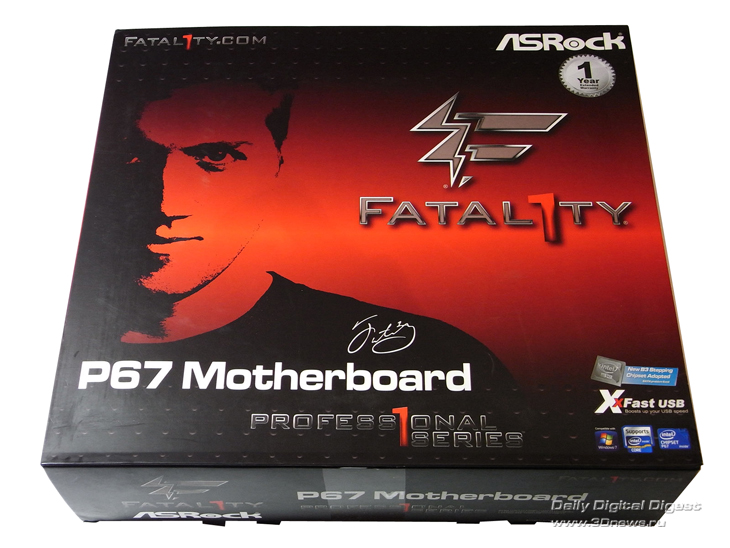 Fatal1ty P67