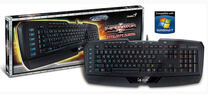 Клавиатура Genius GX Gaming Series Imperator Pro