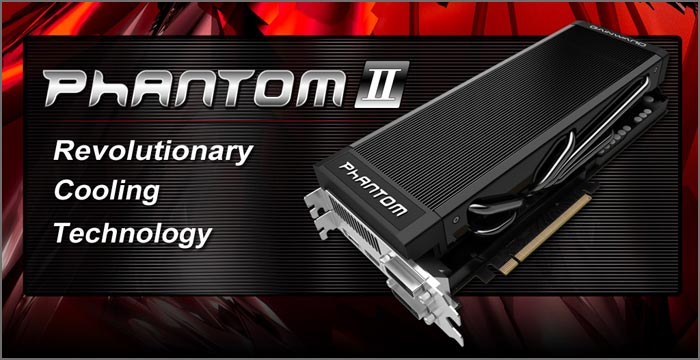 Видеокарта Gainward GeForce GTX 680 Phantom