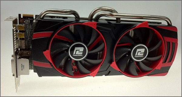 Видеокарта PowerColor Radeon HD 7970 Vortex II