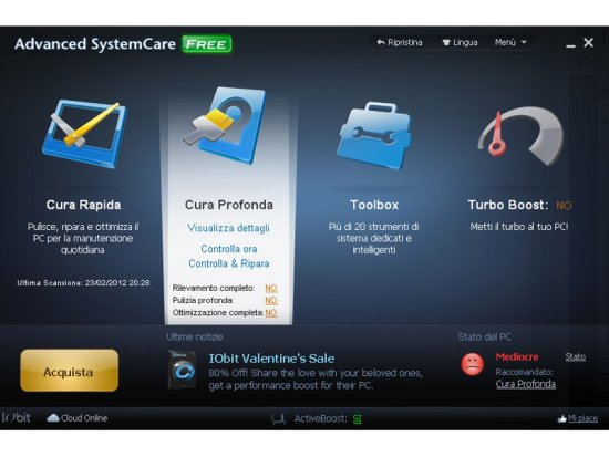Advanced SystemCare 6.0.8.170