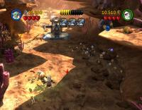 Скриншот из игры LEGO Star Wars III: The Clone Wars
