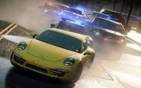 Скриншот из игры Need for Speed: Most Wanted